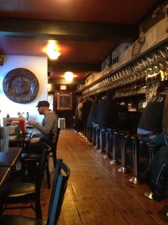 Bukowskis Tavern: bar