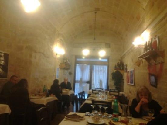 Il Porto di Don Peppe: La sala