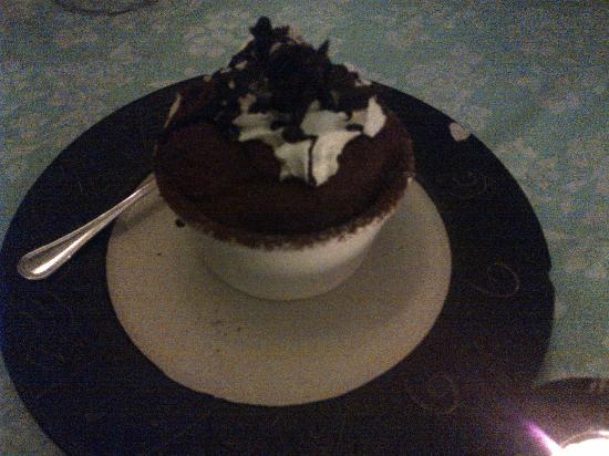 Il Posto Accanto : freshly made italian dessert