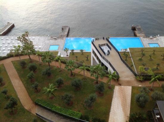 VidaMar Resort Hotel Madeira: View from 10th floor