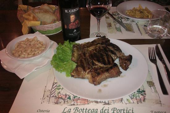La Bottega dei Portici : La Fiorentina