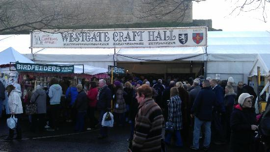 Lincoln Christmas Market: Another place to spend your cash