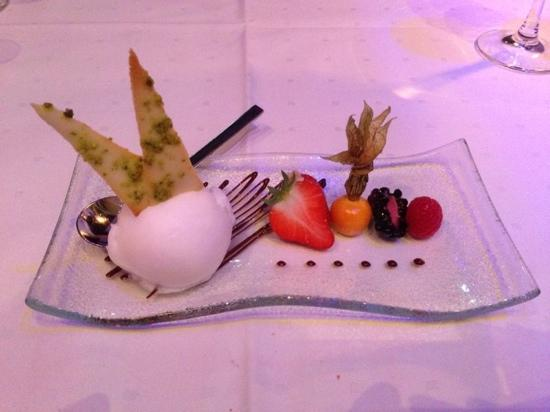 Restaurant Filou: boule de glace