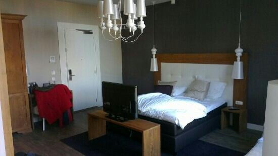 Grand Hotel Merici: junior suite