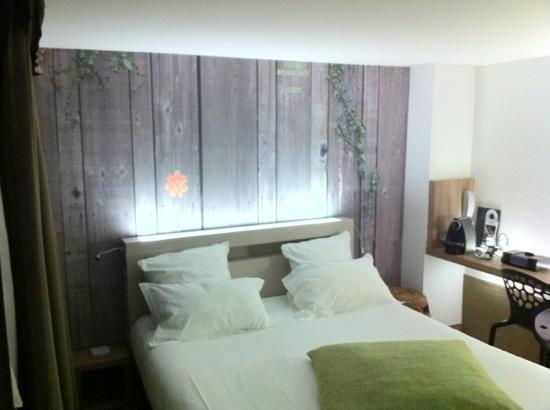 BEST WESTERN Hotel Faubourg Saint-Martin: chambre 11