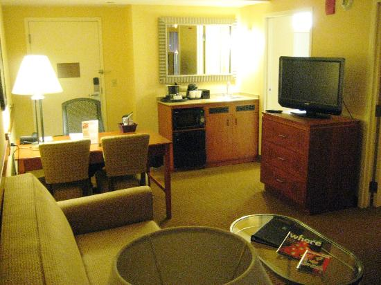 Embassy Suites by Hilton Boston - at Logan Airport: Room Suite