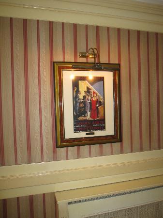 Orient Express Hotel: Lobby