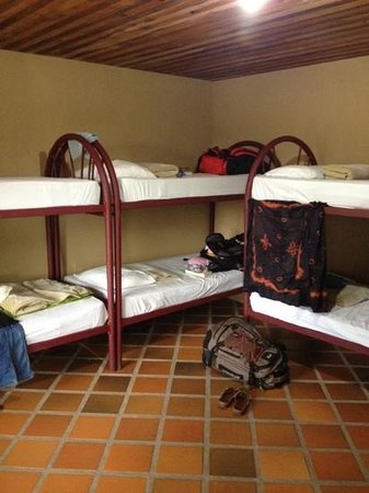 Arenal Backpackers Resort: the 8 bed female dorm