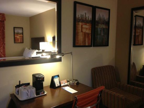 Comfort Inn Downtown: Room 