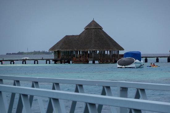 Conrad Maldives Rangali Island: water villa
