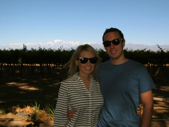 Gustavo Delucchi Wine Tours: Gustavo can take great photos!