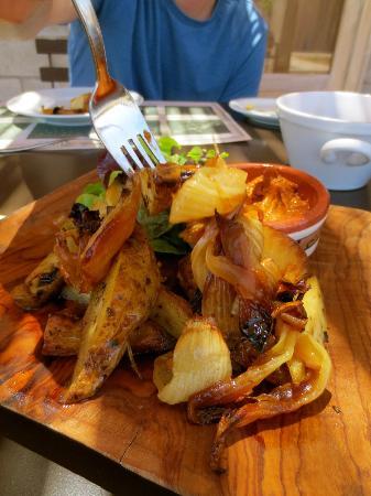 Familia Zuccardi: Appetizer