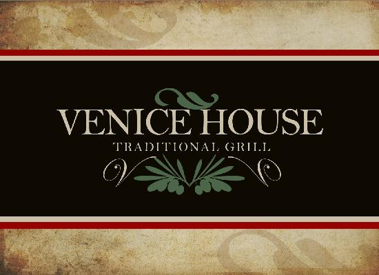 Venice House Traditional Grill: Logo