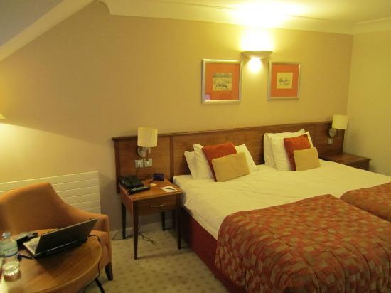Tankersley Manor Hotel - QHotels: My twin room