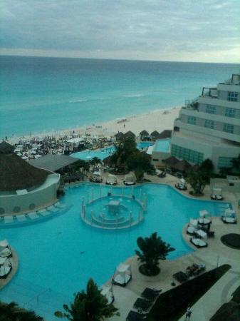 ME Cancun: vista desde la habitacion