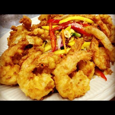 Thida's Thai: mango gung