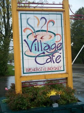 The Village Cafe: Door County Coffee, Cappuccino, Expresso