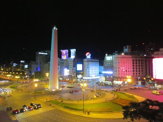Park Silver Obelisco: View from room 505