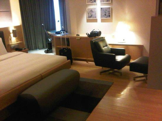 Grand Hyatt Singapore: Great hotel