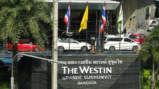 The Westin Grande Sukhumvit: nice stay