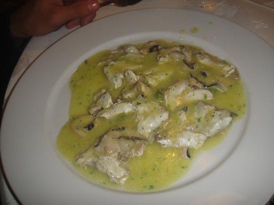 Juanito Kojua: cocochas de merluza