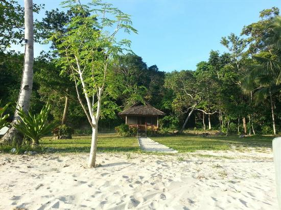Secret Paradise Resort & Turtle Sanctuary: Our cottage