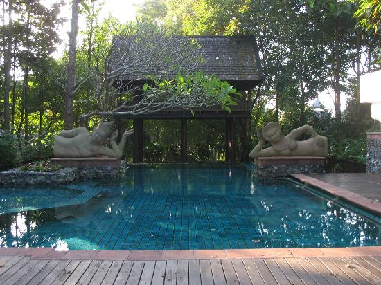 Four Seasons Resort Chiang Mai: Swimming Pool at the Hotel