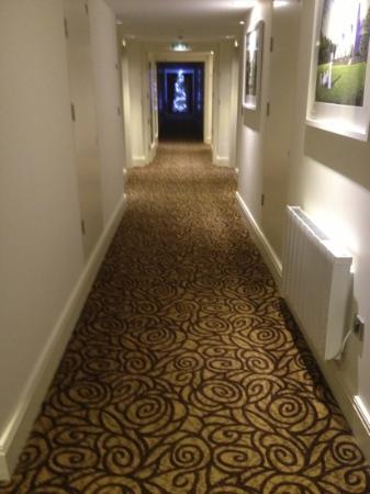 Hogarths Hotel: interior