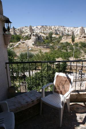 Elif Star Caves : View from our balcony area