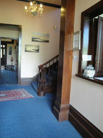 The Cathedral Inn : Entry area