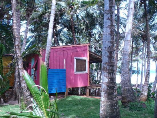 Casa Iguana: casita with outdoor shower