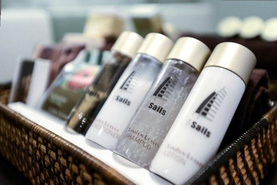 The Sails Nelson: Linden Leaves NZ Aromatherapy toiletries