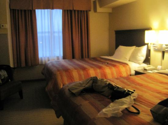Country Inn & Suites By Carlson, Niagara Falls, ON: Bedroom