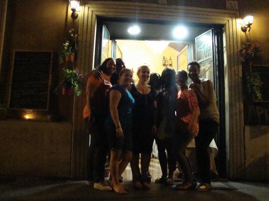 Le Segrete: The last night