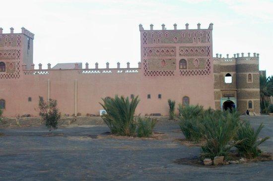 Hotel Ksar Merzouga :                   Ksar Merzouga