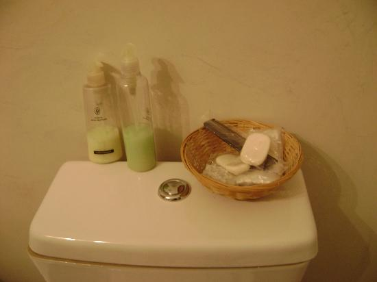 Igueldo Hotel Boutique: Set de baño