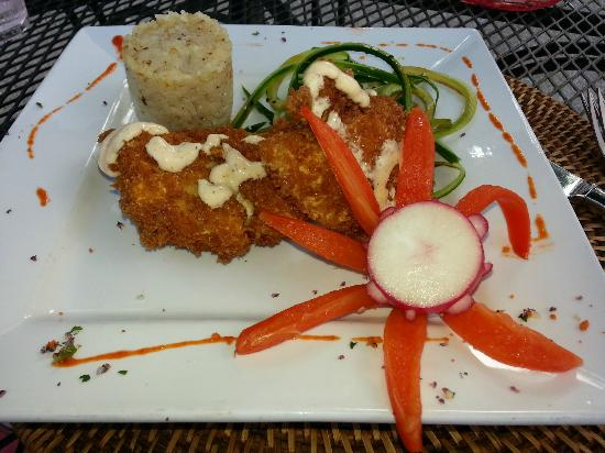 ‪‪Flash Beach Grille‬: FBG Panko Grouper‬