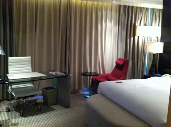 Hotel Nikko Shanghai: bedroom
