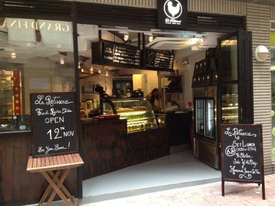 La Rotisserie Hong Kong Restaurant Reviews Phone