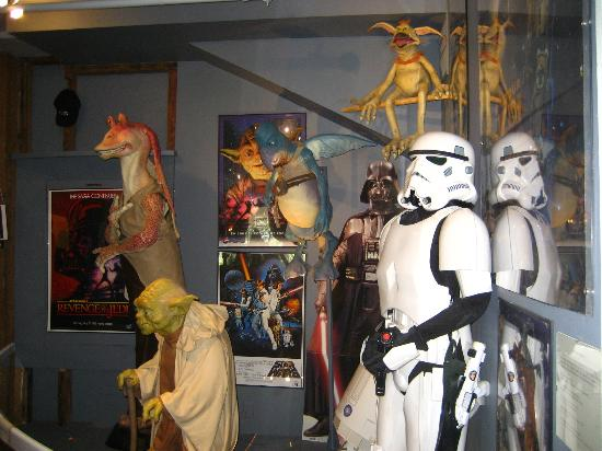Arconti American Museum: Star Wars Exhibit