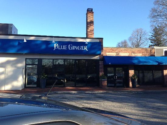Blue Ginger Restaurant Wellesley Ma