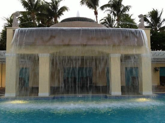 Hyatt Regency Coconut Point Resort and Spa: Waterfall Pool