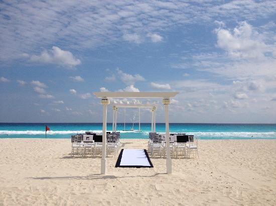 Hard Rock Hotel Cancun: Wedding