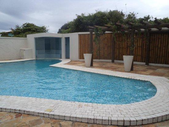 Villa Rasa Marina: Piscina do conjunto de quartos mais simples