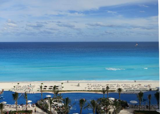 Hard Rock Hotel Cancun: 9th Floor