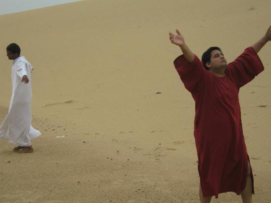 Mystic Jaisalmer Hotel : Meditation