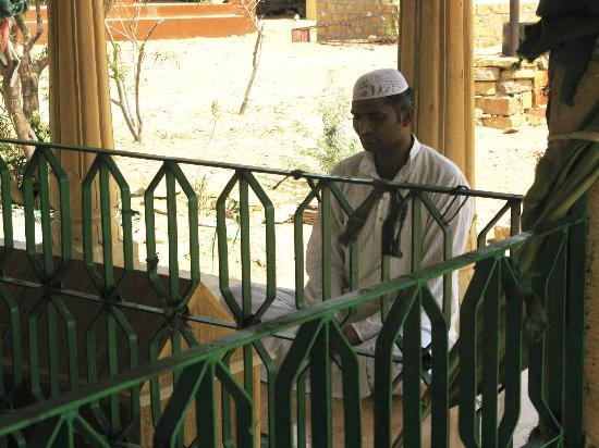 Mystic Jaisalmer Hotel : Sufi Shrine