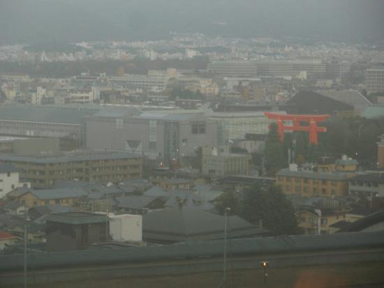 The Westin Miyako Kyoto: 部屋からの眺め