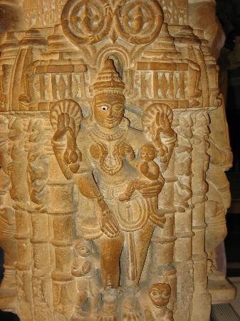 Mystic Jaisalmer Hotel : Temple