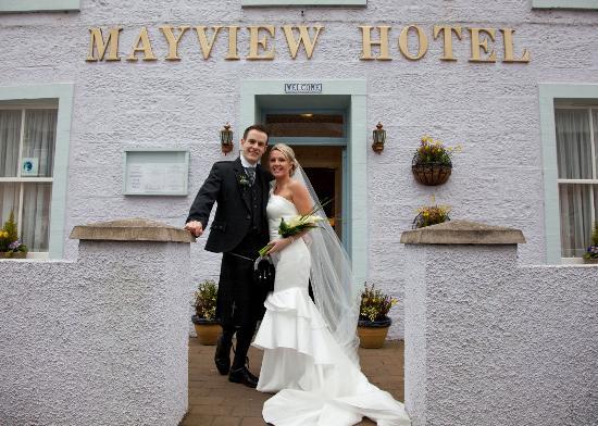Mayview Hotel: Wedding Drinks Reception